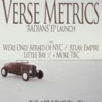 Verse Metrics announce 'Radians' EP!