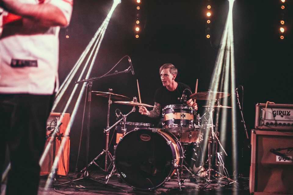 Calum MacVicar Spotlight Drumming